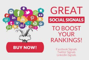what is a social signal