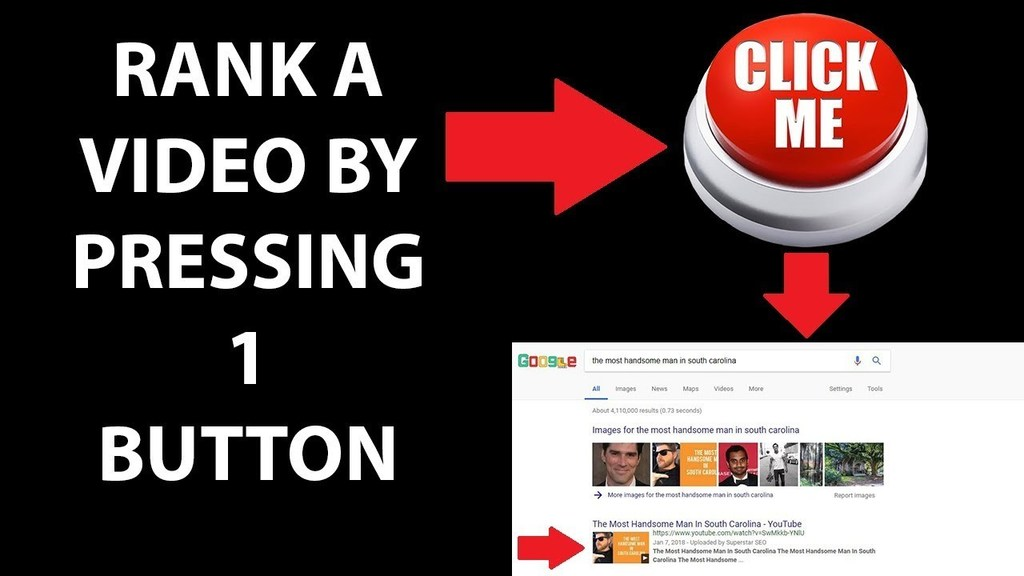 How To Rank A Video By Pushing 1 Button